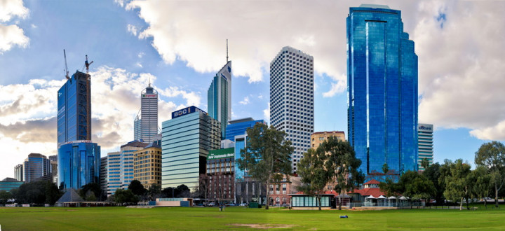 Perth_Business_District