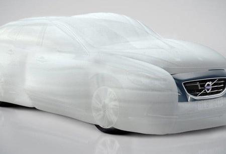 Car trends-External Car airbag
