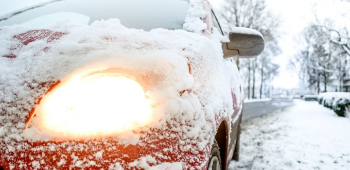 What you need to know about driving in winter