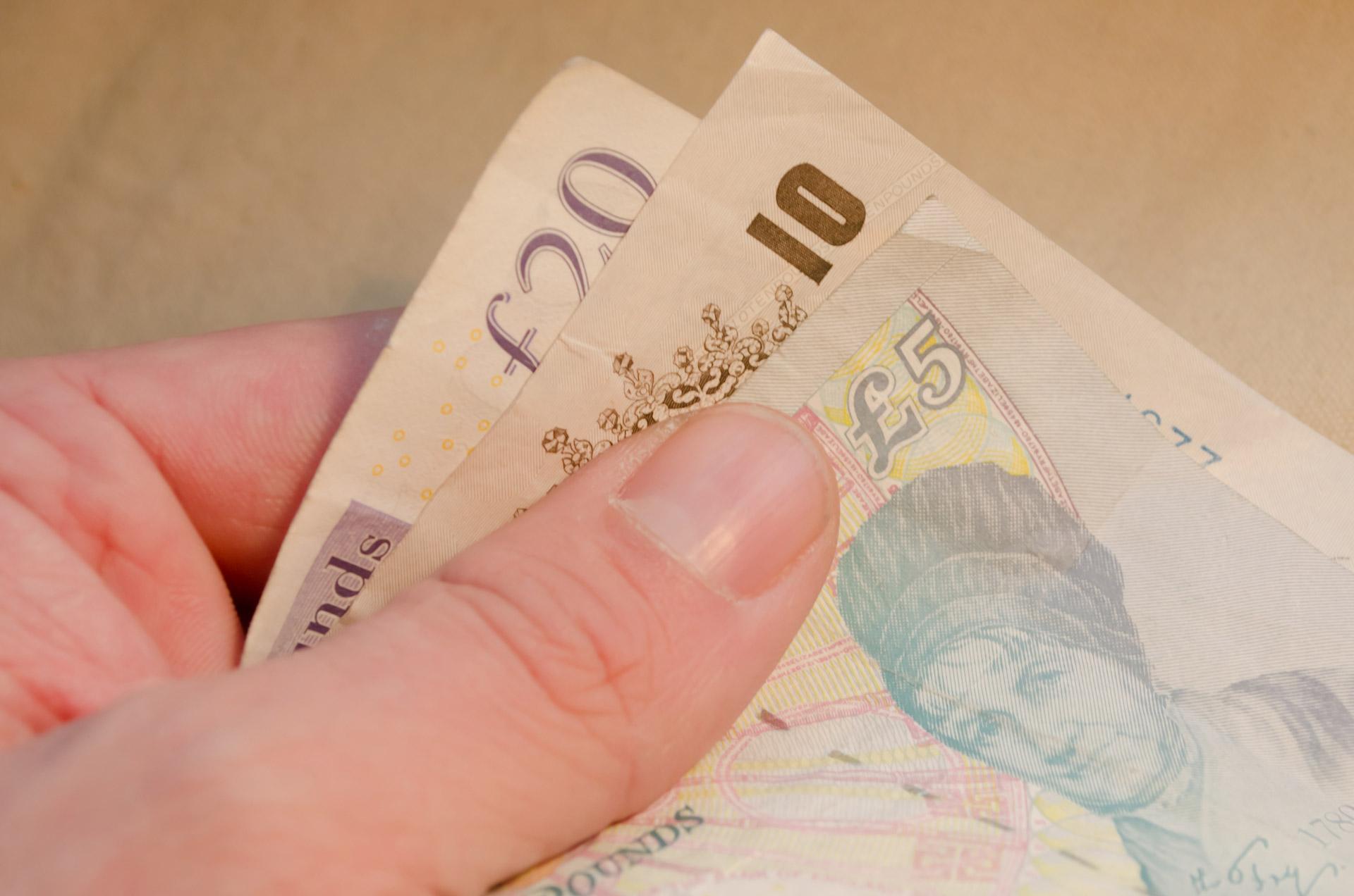 money-in-the-hand